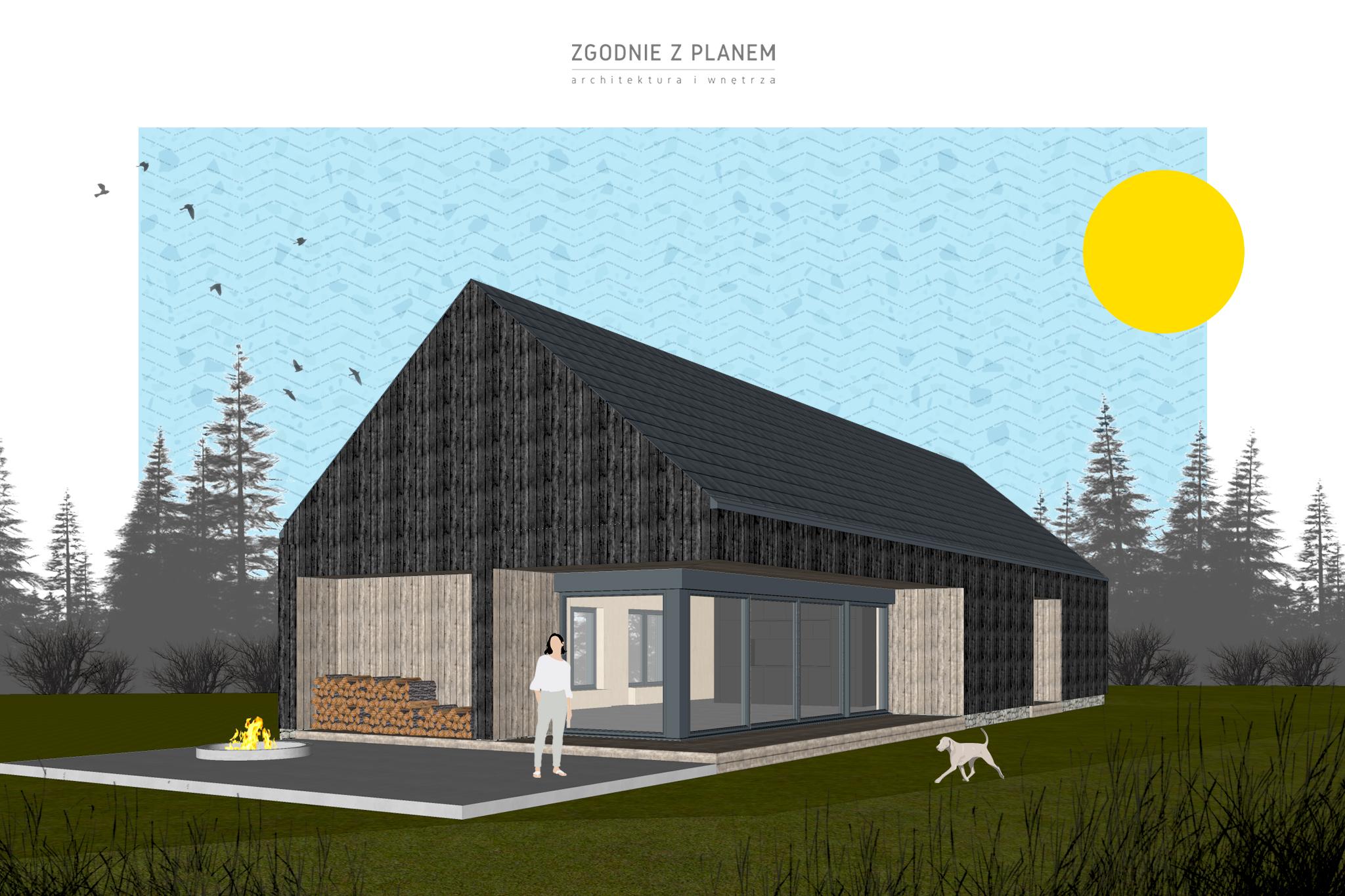 Dom nad jeziorem Drawskim_A02 (2)