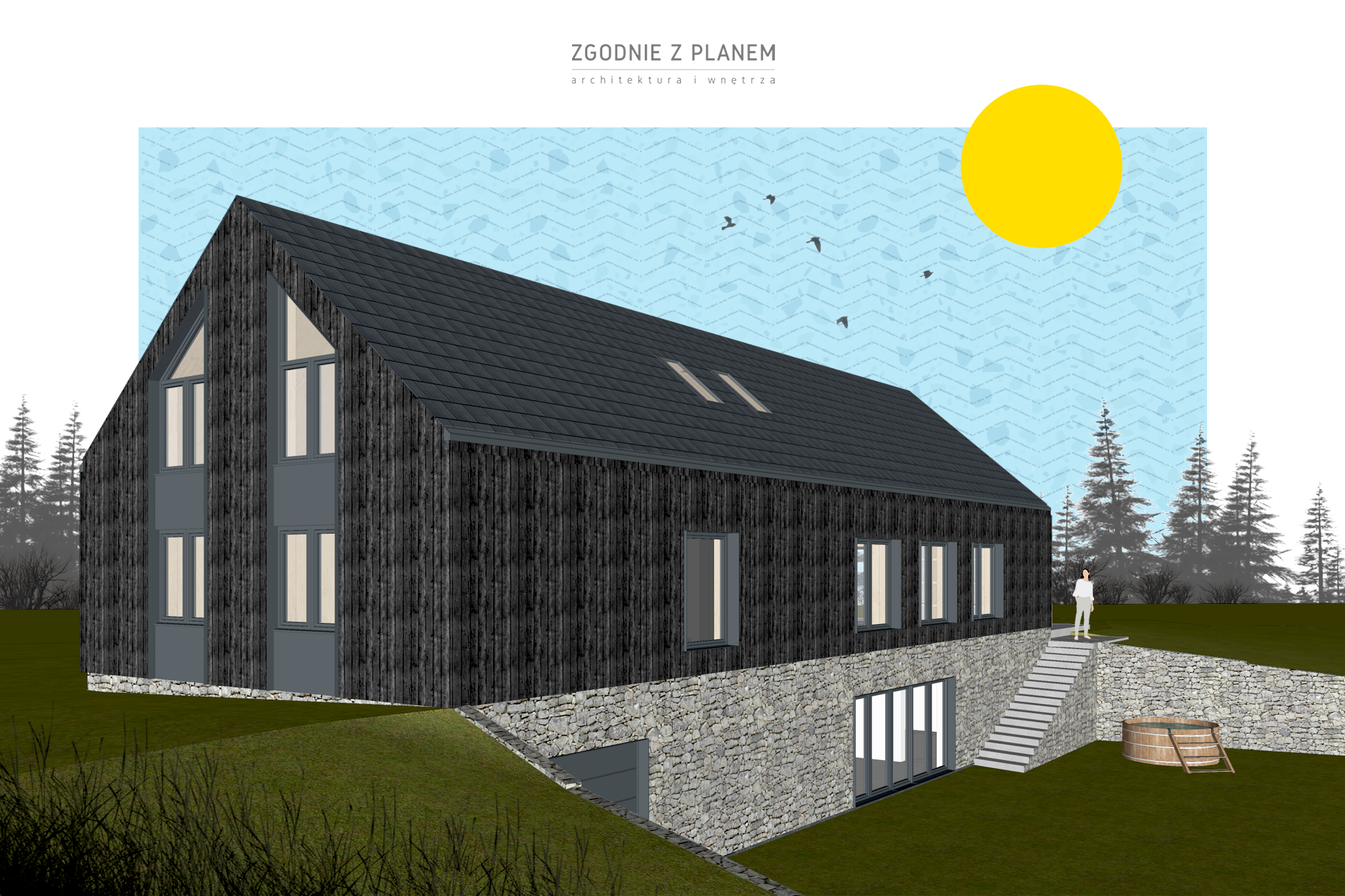 Dom nad jeziorem Drawskim_A02 (4)
