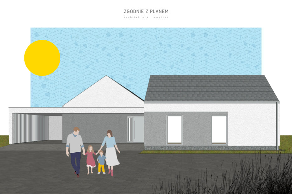 Dom pod Poznaniem A01 2