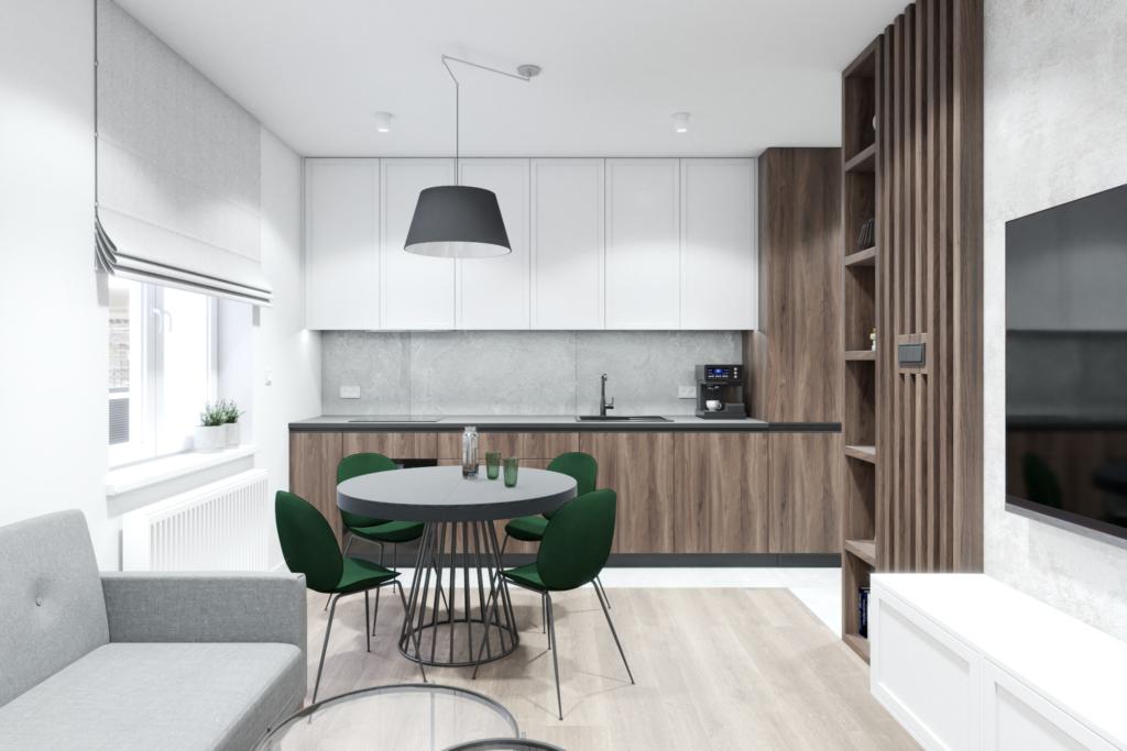 Projekt wnętrz mieszkania W14 (12)