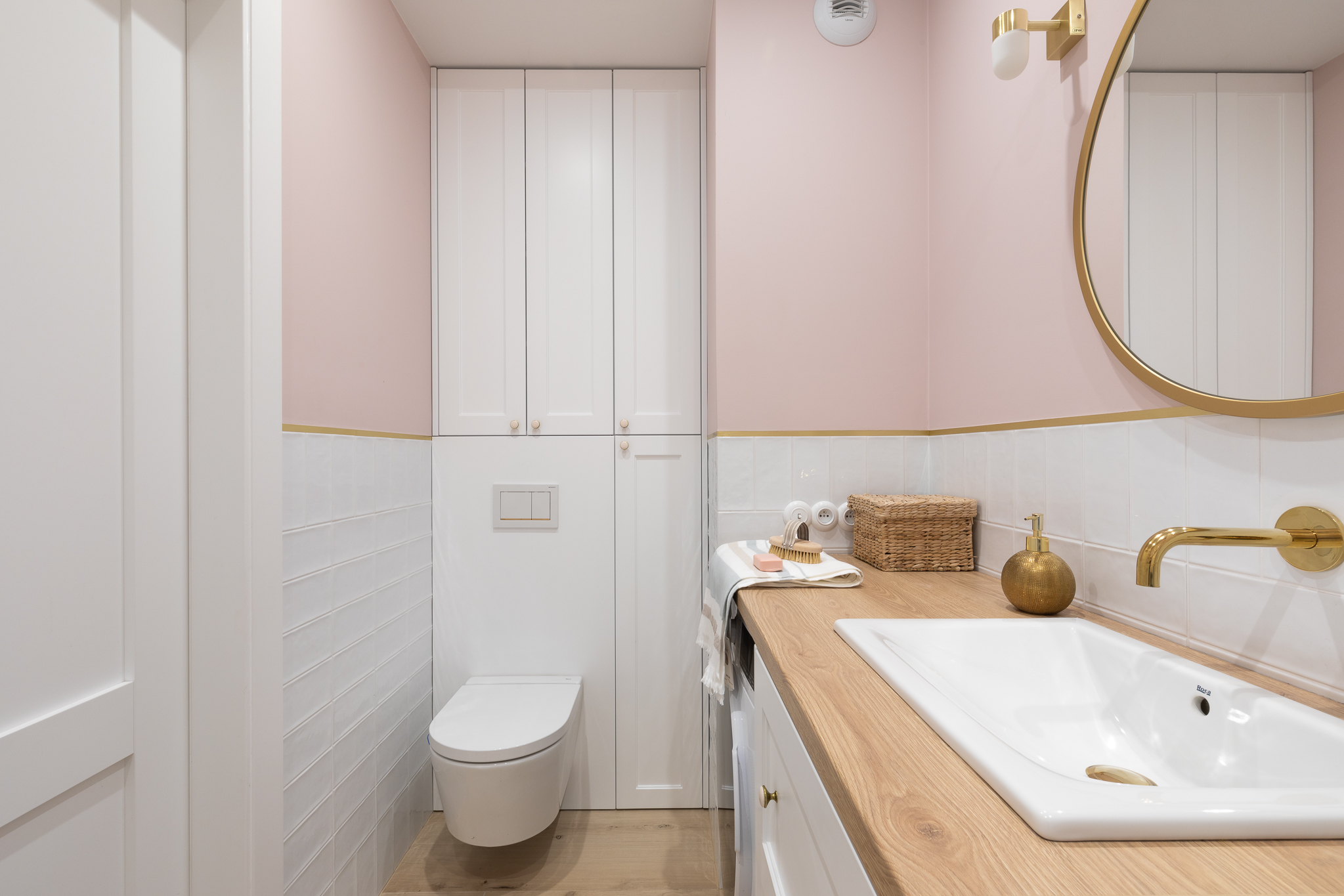 Projekt wnętrz mieszkania we Wrocławiu